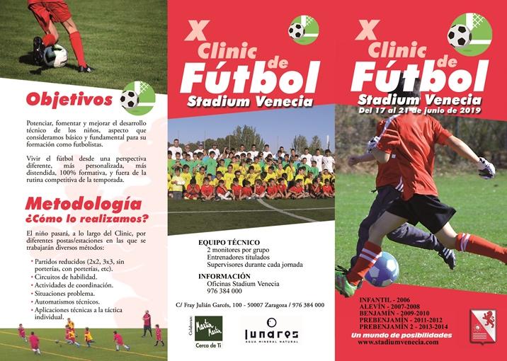Clinic Fútbol 2019
