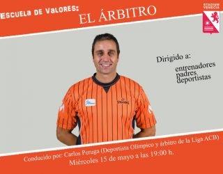 Escuela de Valores: «El árbitro»