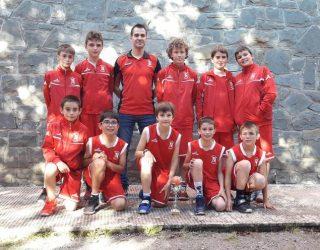 Excelente participación en la Copa Pirineos