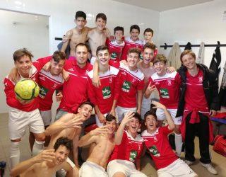 Gran victoria Copa Cadetes