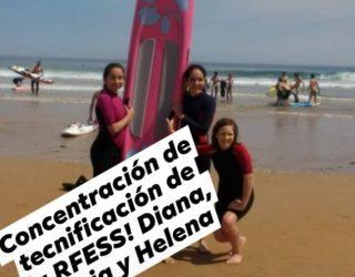 Nuestras SOS en la playa!