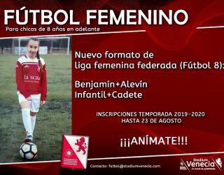 Fútbol Femenino St.Venecia