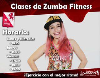 Clases de Zumba Fitness 2019/2020