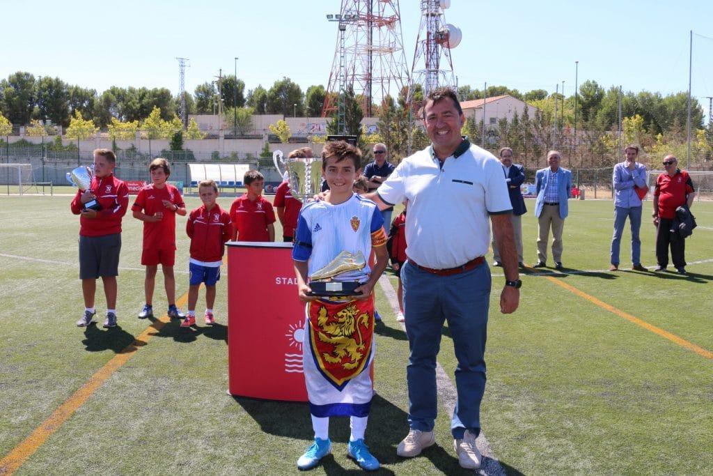 Decimo Torneo Nacional de Futbol Infantil