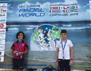 Campeonato del mundo de menores