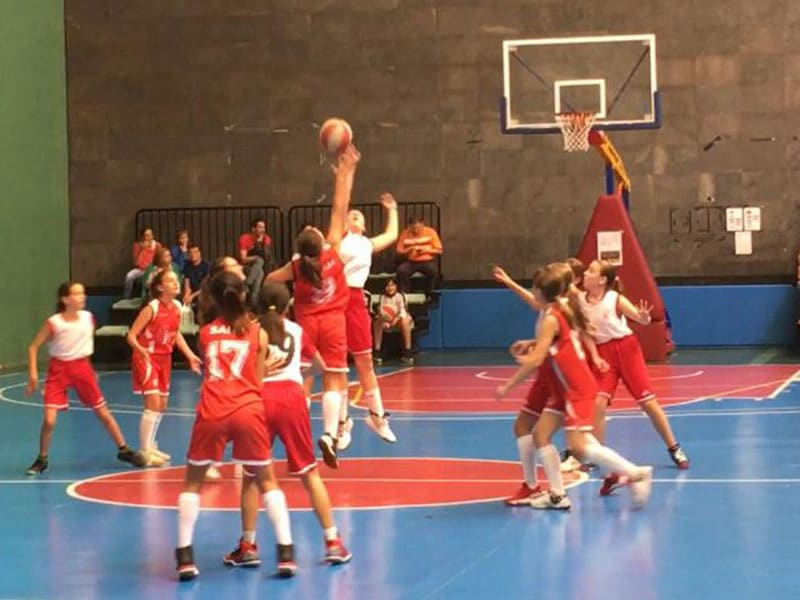 Sorteados los juegos deportivos escolares