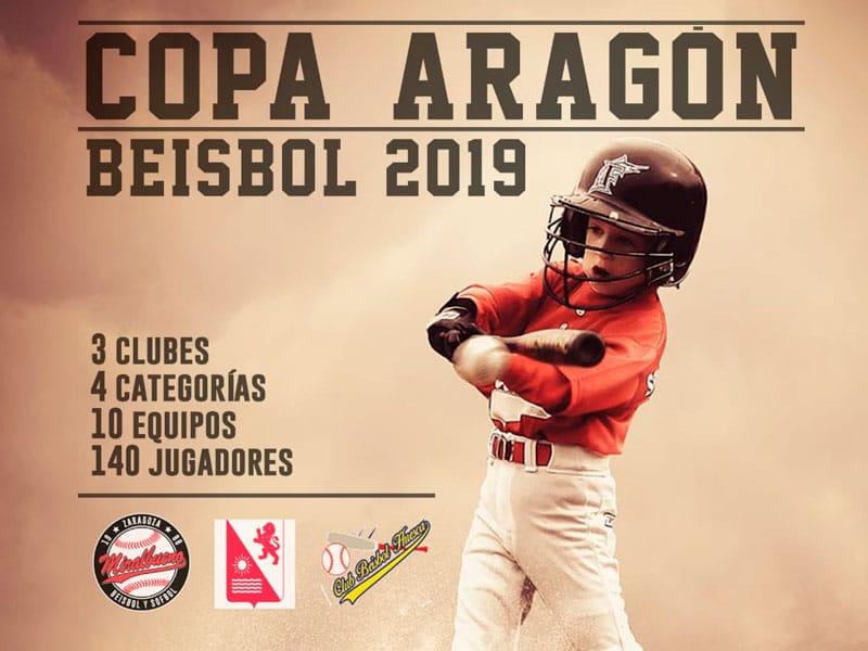 Copa Aragón Béisbol 2019
