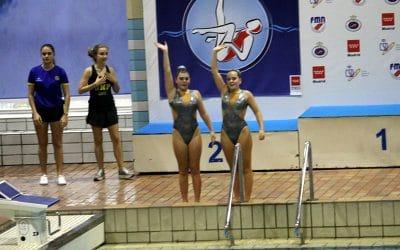Campeonato de España natación artística