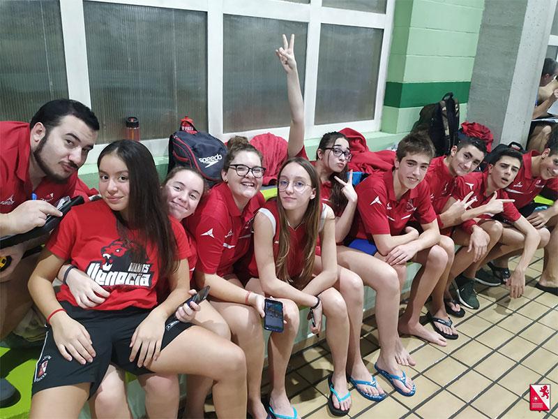 Crónica del Campeonato Natación Aragón Absoluto 2019