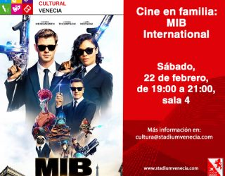 Cine: MIB International