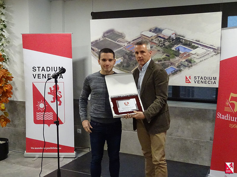 Gala Mejor Deportista Stadium Venecia