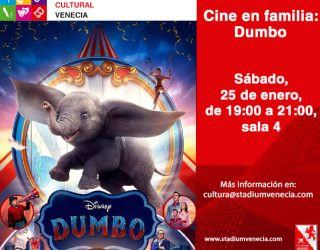 Cine: Dumbo