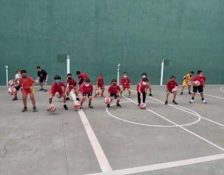 Comenzaron los entrenamientos de Baloncesto