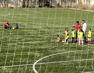 Partidos de entrenamiento