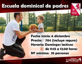 Escuela de baloncesto de padres