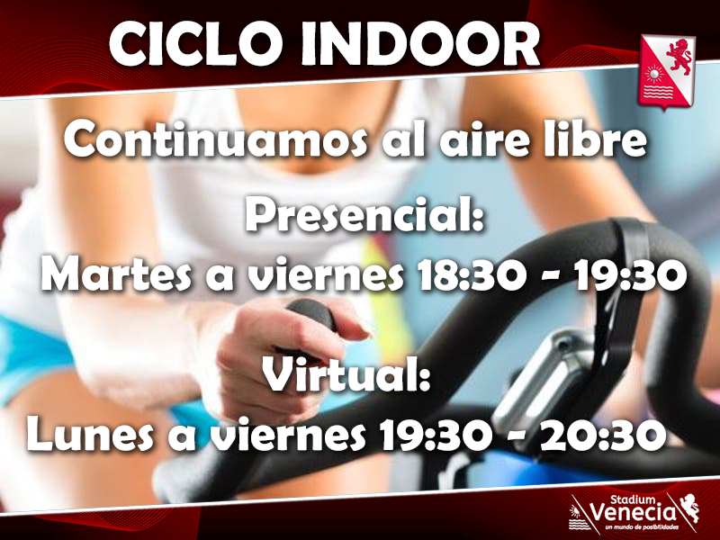 Adaptamos Ciclo Indoor