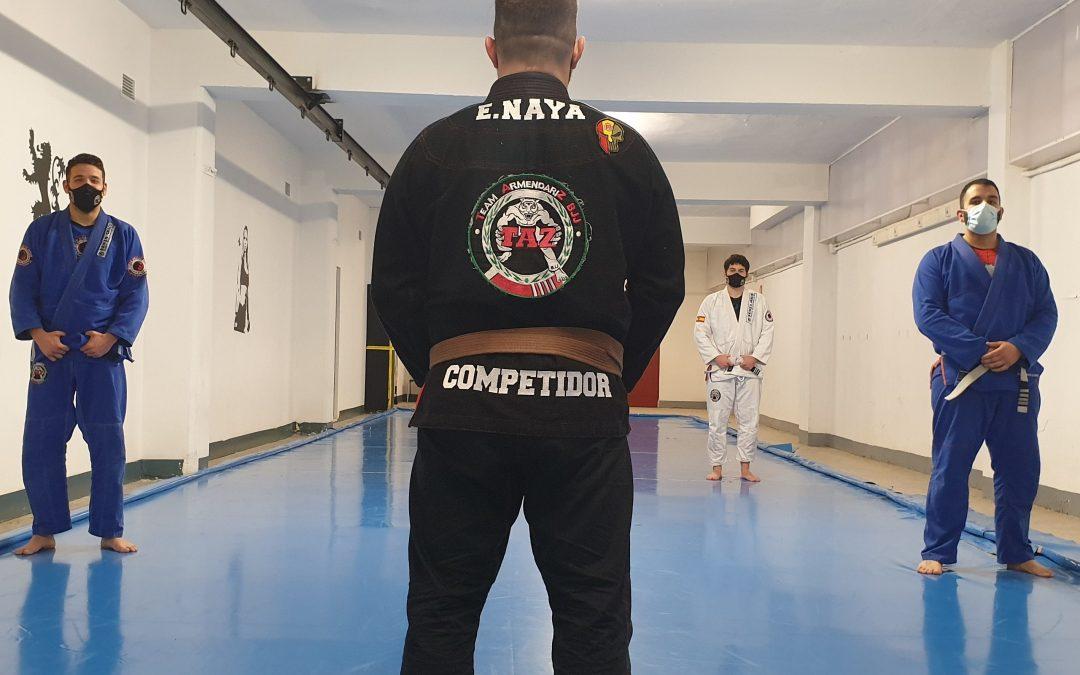 Continúa Brazilian Jiu-jitsu