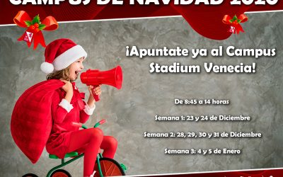 Newsletter 72 Stadium Venecia – 28 de noviembre