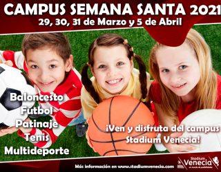 Campus Semana Santa 2021
