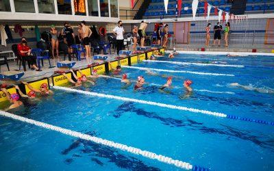 Open absoluto de natación