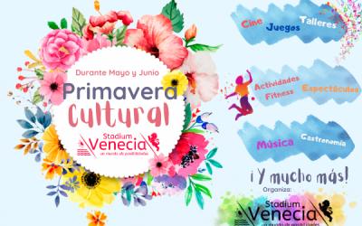 Primavera Cultural en tu Club
