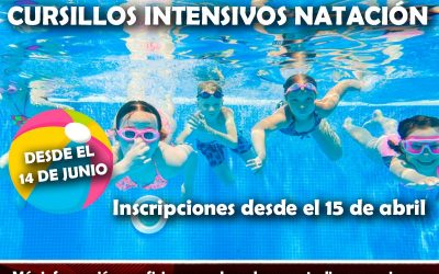 Intensivos natación verano