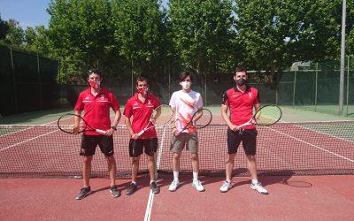Cto. Aragón tenis por equipos