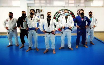 Competición de Jiu Jitsu