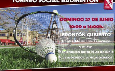 Social de Badminton